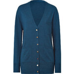 Paul Smith Azure Cardigan with Decorative Buttons