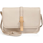 Marc by Marc Jacobs Leather Small Crossbody Bag in Light Sand