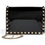 Valentino Patent Leather Crossbody Bag