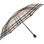 Burberry London Trench Check Folding Umbrella
