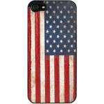 VaVeliero Kryt na Apple iPhone 5 Bandiera US