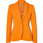 Moschino C&C Orange Crepe Blazer