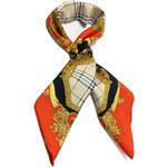 Kingscarf ŠÁTEK Z HEDVÁBÍ KING |SKS29|