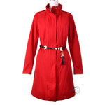 Snowimage jarní kabát červený
