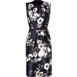 Giambattista Valli Flower Print Sleeveless Dress