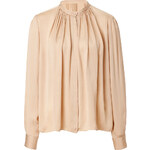 Vanessa Bruno Silk Blouse in Nude