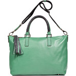 Anya Hindmarch Celadon Leather/Stingray Huxley Tote