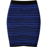 Sandro Jem Skirt in Electric Blue