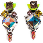 Erickson Beamon Gold-Plated Electric Avenue Earrings