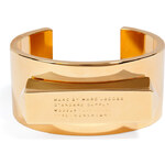 Marc by Marc Jacobs Standard Plaque Cuff in Gold