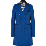 Each Other Wool-Cashmere Coat in Blue