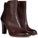 N.d.c. Leather Thelma Aviator Boots in Coffee