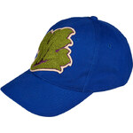Ostwald Helgason Baseball Cap with Badge in Royal Blue