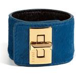 Emilio Pucci Haircalf Bracelet in Blue