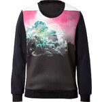 Sandro Tonique Printed Sweatshirt
