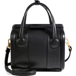 Marc by Marc Jacobs Leather Small Mathide Crossbody Bag in Black