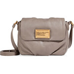 Marc by Marc Jacobs Leather Isabelle Crossbody Bag in Warm Zinc