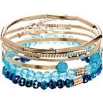 ASOS Beach Boho Bracelet Pack - Gold