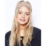 ASOS Limited Edition – Breites, plissiertes Haarband