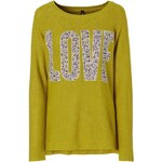Pletený svetr bonprix