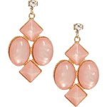 ASOS Limited Edition Pearlised Chandelier Earrings