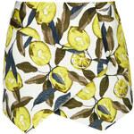 Topshop Lemon Print Skort