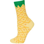 Topshop Pineapple Ankle Socks