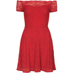 Topshop **Atzure Lace Dress by TFNC