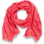 Esprit shimmering striped scarf