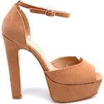 Vices Sandále na platformě (40)