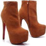CASANDRA Extravagantní boty na podpatku (39)