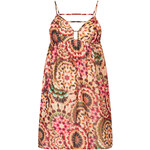 Topshop **Printed Cami Cupped Babydoll Dress by Oh My Love
