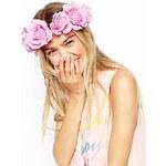 ASOS Pastel Flower Hair Garland