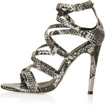 Topshop RICHER Strappy Sandals