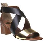 Baťa Nadčasové sandály s trendy zářivým detailem