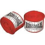 Lonsdale 3.5m Pro Handwrap červená