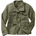 Gap Field Jacket - Walden green