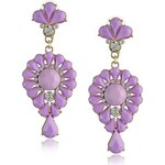 LightInTheBox Alloy Gold With Rhinestone Drop Earrings For Women (More Colors)