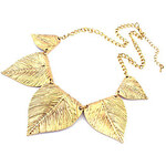LightInTheBox Gorgeous Western Style Alloy With Leaf Pendant Women's Necklace