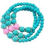 LightInTheBox Macaci Sweet Style Women's Turquoise Strand Bracelets (Green)