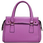 LightInTheBox Lady's Candy Color Stereotypes Bags Hand-held Inclined Shoulder Bag
