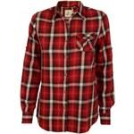 Frank NY Ladies Pocket Checked Shirt