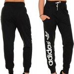 Adidas Original Baggy Trackpant Women Sweat Pant black