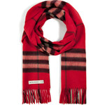 Burberry Shoes & Accessories Cashmere Giant Check Icon Scarf