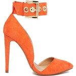 ASOS PROSPECT Pointed High Heels - Red