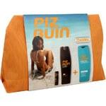 Piz Buin Letní balíček Allergy Spray SPF 30: sprej na opalování 200 ml + balzám na rty 4,9 g + mléko po opalování 200 ml