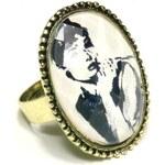 ZOYO Prsten s Audrey Hepburn