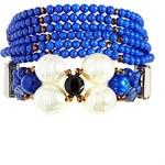 Nali Blue Pearl Stone Bracelet