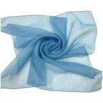 Ever Pretty Šifónový šátek modré barvy