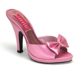 Bordello Siren-01 dámská obuv Pleaser na nízké platformě a podpatku 35 (US 5)
